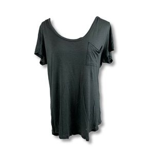 14th And Union Nordstroms Scoop Neck tee